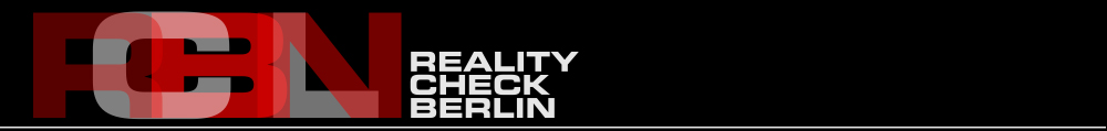 Reality Check Berlin - Music – Art – Berlin – Lifestyle